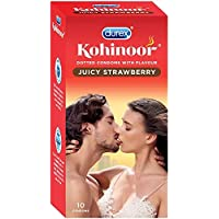 Kohinoor Condoms - 10 Pieces (Juicy Strawberry) preisvergleich bei billige-tabletten.eu