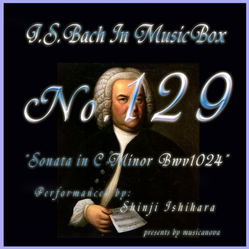 Bach In Musical Box 129 / Sonata C Minor Bwv1024