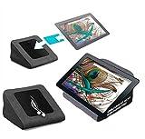 reboon Tablet Kissen für das Venturer RCA Saturn 10 Pro - ideale iPad Halterung, Tablet Halter, eBook-Reader Halter für Bett & Couch