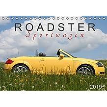 Roadster Sportwagen (Tischkalender 2019 DIN A5 quer): TT 8N – ein Modell in verschiedenen Lackierungen (Monatskalender, 14 Seiten ) (CALVENDO Mobilitaet)