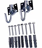 Product DescriptionDouble Hook Set Inspired by a memorable vacation, and the desire is to promote relaxation and healthy lifestyles - in your backyard, camping, or anywhere 'outdoors'. Experience a 'getaway' back to the beach. The plate hook has been...