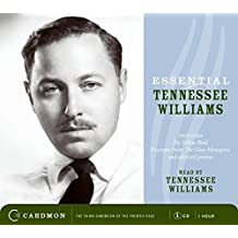 Essential Tennessee Williams CD: Excerpts from The Glass Menagerie and poems