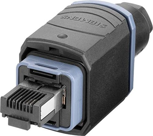 SIEMENS SIMATIC NET - CONECTOR PARA IE RJ45 IP65 PUSH PULL CABLE 2X2