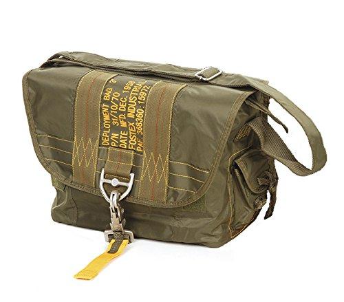 BAG Bolsa PARA paracaidismo con style 3-Mosquetón con cierre rápido