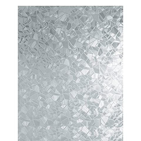 HXSS Frost Isolated Static Cling Window Film