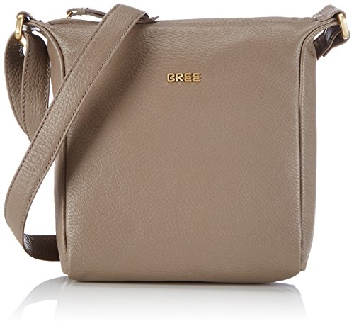 Bree Nola 1, New Elefant, Ladies' Handbag, Sacs bandoulière Femme Beige  (new Elephant 590)