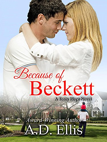 ebook: Because of Beckett: A Torey Hope Novel (B00LMS93C0)
