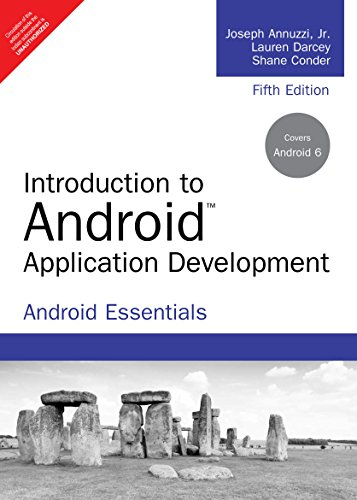 Intr to Android Application Development:: Android Essentials