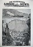 Brillamento della Polvere Nera del Gas della Scozia di Disastro di Arti 1886