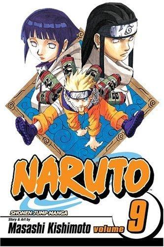 Naruto, Vol. 9: Neji vs. Hinata (Naruto Graphic Novel) (English Edition)