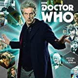 Doctor Who Classic Edition Official 2018 Calendar - Square Wall Format Calendar (Cale...