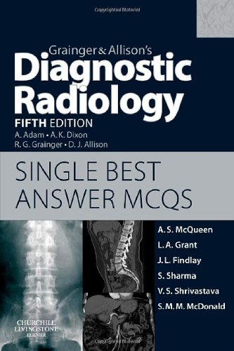 Grainger Allison S Diagnostic Radiology 5th Edition Single