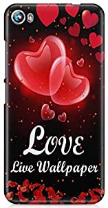 Expert Deal Best Quality 3D Printed Hard Designer Back Cover Case Cover For Micromax A107