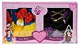 Rubies Costume Company 7918 Pack Disfraces Blancanieves + Brujita 3-4 años