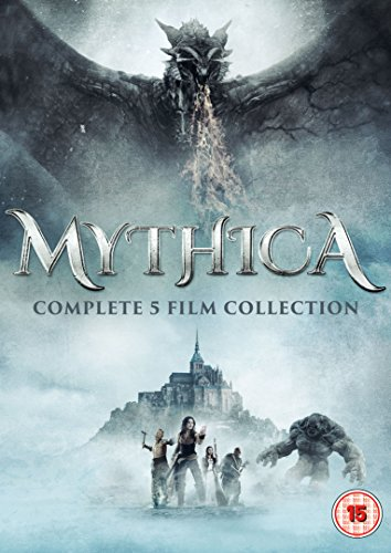 Mythica Boxset [DVD] [UK Import]