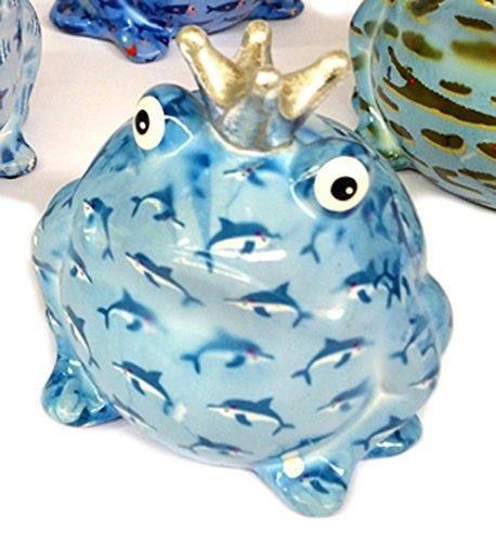 """Preisvergleich Produktbild Spardose Frosch """"Waterworld"""" von pomme-pidou Sparschwein (Nr.5)"""