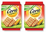 #7: SAMUDRA Corn Crackers 330GM (Pack of 2)