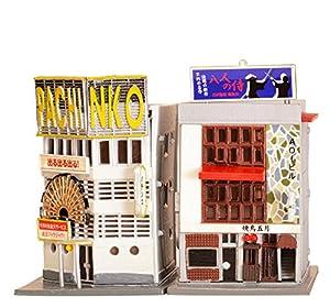 TomyTEC 258117-Edificios de Juego, pachi nko Halle y Hotel Modelo Ferrocarril Accesorios