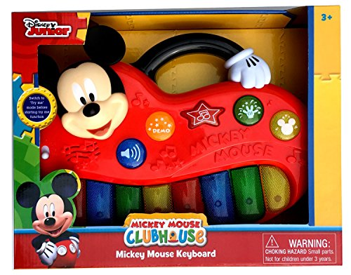 Mickey Mouse Clubhouse Teaching Keyboard Disney Junior
