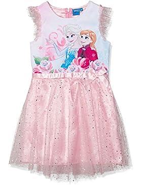 Disney Frozen Sister Roses, Vestido para Niños