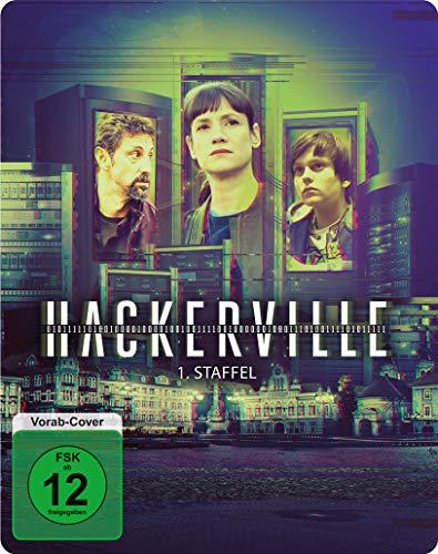 Hackerville - Staffel 1 - Blu-ray [Steelbook - deutsche Sprachfassung]