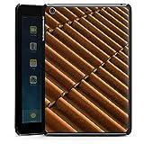 Apple iPad mini 3 Hülle Schutz Hard Case Cover Dachziegel Ziegel Look Muster