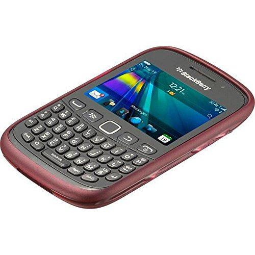 Blackberry ACC-46602-204 Soft Shell Case für Curve 9320 fuchsia rot Pink Case Blackberry Curve