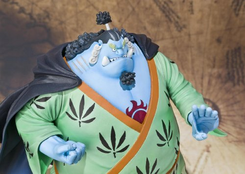 One Piece: Jinbei (New World Ver.) Figuarts Zero Figure (japan import) 7