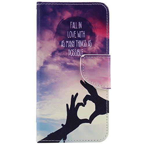 PU Silikon Schutzhülle Handyhülle Painted pc case cover hülle Handy-Fall-Haut Shell Abdeckungen für Smartphone Apple iPhone 7 (4.7 Zoll) +Staubstecker (7AR) 8