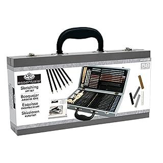 Royal & Langnickel Essentials Sketch Box Set