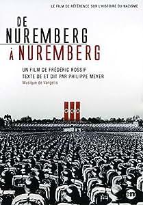 De nuremberg a nuremberg - 2 DVD [Version intégrale] [Version intégrale] [Version intégrale]