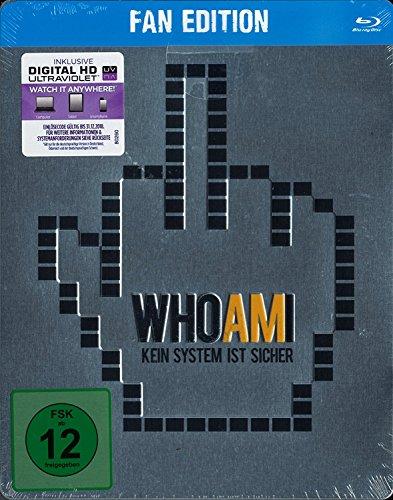 Bild von Who am I - Kein System ist sicher (Limited Edition Steelbook) (Blu-ray + UV Copy)Uncut