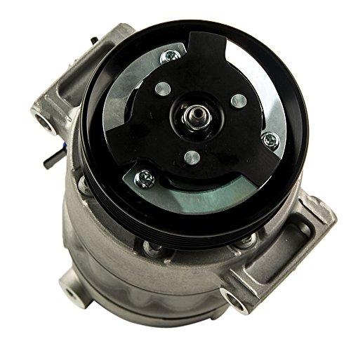 maXpeedingrods Klimakompressor für Golf 5 1K1 1K5 Cabriolet 517