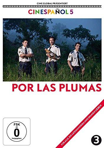 Preisvergleich Produktbild Por las Plumas - Um Hahnesbreite (Cinespanol 5) OmU