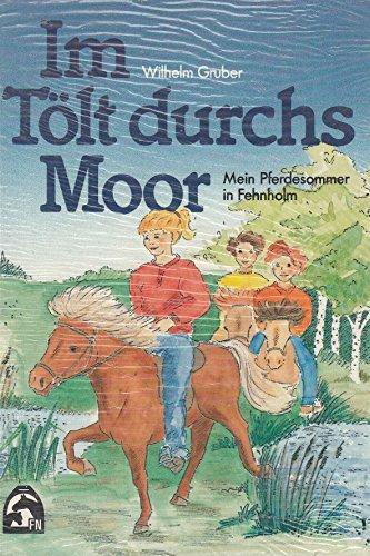 Im Tölt durchs Moor. Mein Pferdesommer in Fehnholm