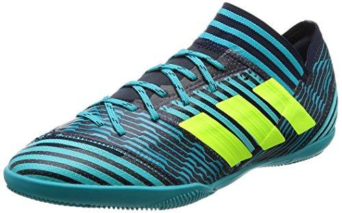 adidas Herren Nemeziz Tango 73 In Fußballschuhe, Mehrfarbig (Legend Ink/solar Yellow/Energy Blue), 47 1/3 EU