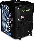 Schwimmbadwärmepumpe Hydro Pro 18 inklusive Bypass-Set