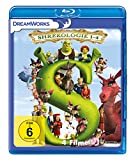 Shrekologie 1-4 [Blu-ray]