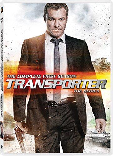 Transporter: Series Season 1 (4 Dvd) [Edizione: Stati Uniti]