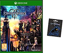 Kingdom Hearts 3 + Llavero (Xbox One)