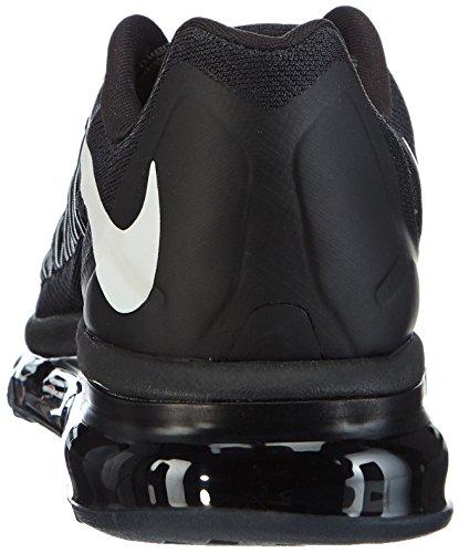 Nike Herren Air Max 2015 Sport & Outdoorschuhe Mehrfarbig (BLACK/WHITE)