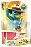 Disney Infinity Crystal Agent P Figure on Nintendo Wii