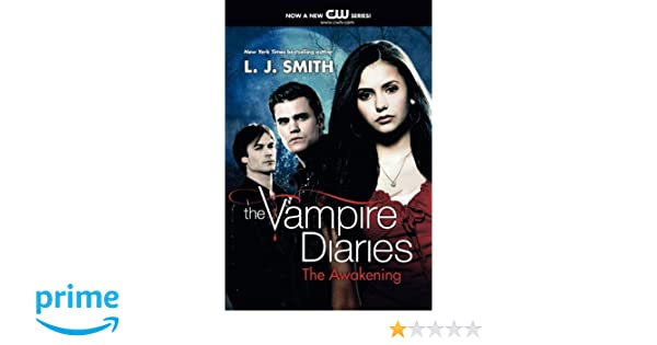 The Awakening Ebook Vampire Diaries