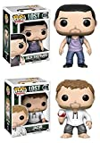 On this island, survival is not a game. From ABC's Lost, the survivors find themselves in the world of Pop! Vinyls. The Lost Jack Shephard and Jacob Pop! Vinyl Figure measures approximately 3 3/4-inches tall, packaged in a window display box.
