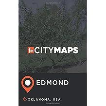 City Maps Edmond Oklahoma, USA