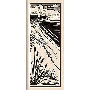 Inkadinkado holz stempel shoreline k che for Amazon stempel