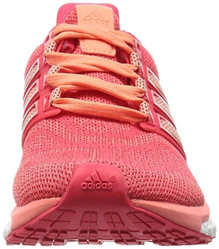 adidas Performance Energy Boost 3, Scarpe da Corsa Donna Rosa (Pink (Sun Glow S16/Halo Pink S16/Shock Red S16))