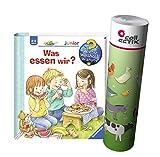 Ravensburger Junior Kinder-Buch Band 53 | Was essen wir? +