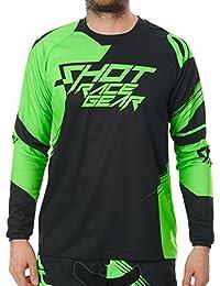 f2ff9de67b9 Jersey MX Shot 2017 Contact Claw Neon Verde - Verde