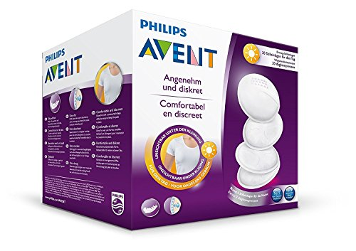 AVent Disposable Breast Pads  available at amazon for Rs.327